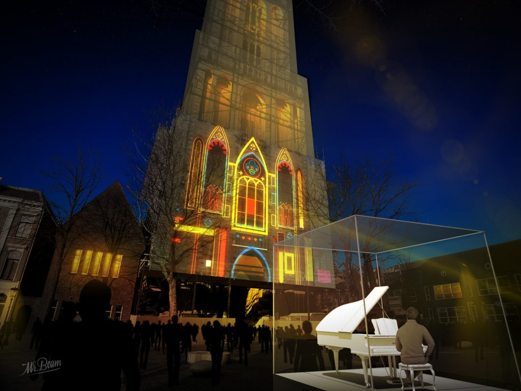 Piano project Domtoren